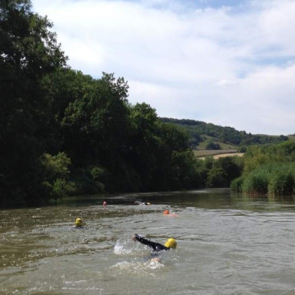 River Arun Swim, SwimQuest