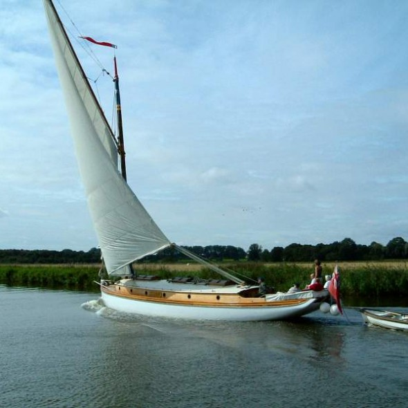 Norfolk Broads, SwimQuest