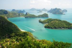 Coconut Island, Thailand