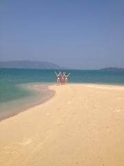 Happy SwimQuest Guests in Thailand