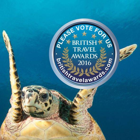 British Travel Awards SwimQuest