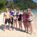 Coconut Island Swimmers