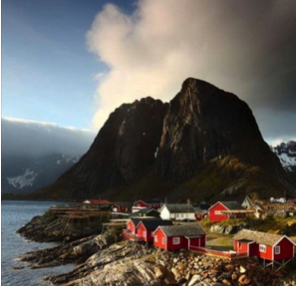 Traditional Norwegian Cabins