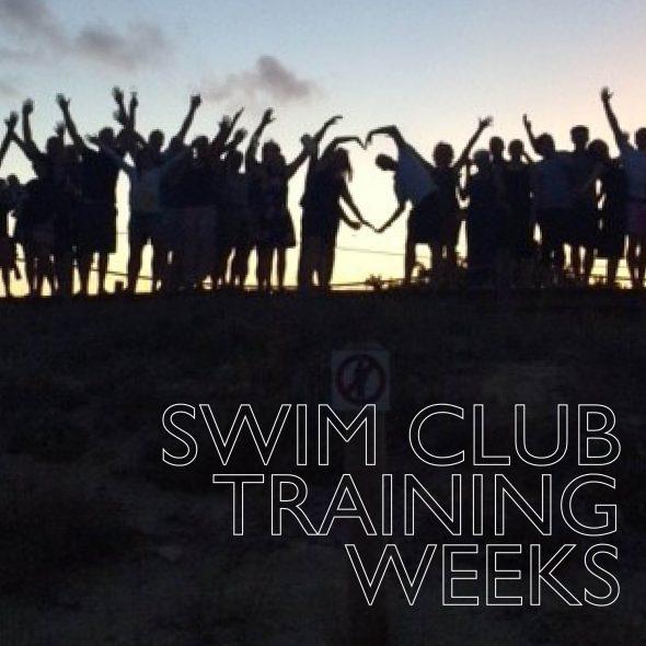Masters training weeks