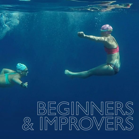 Learn to swim with SwimQuest