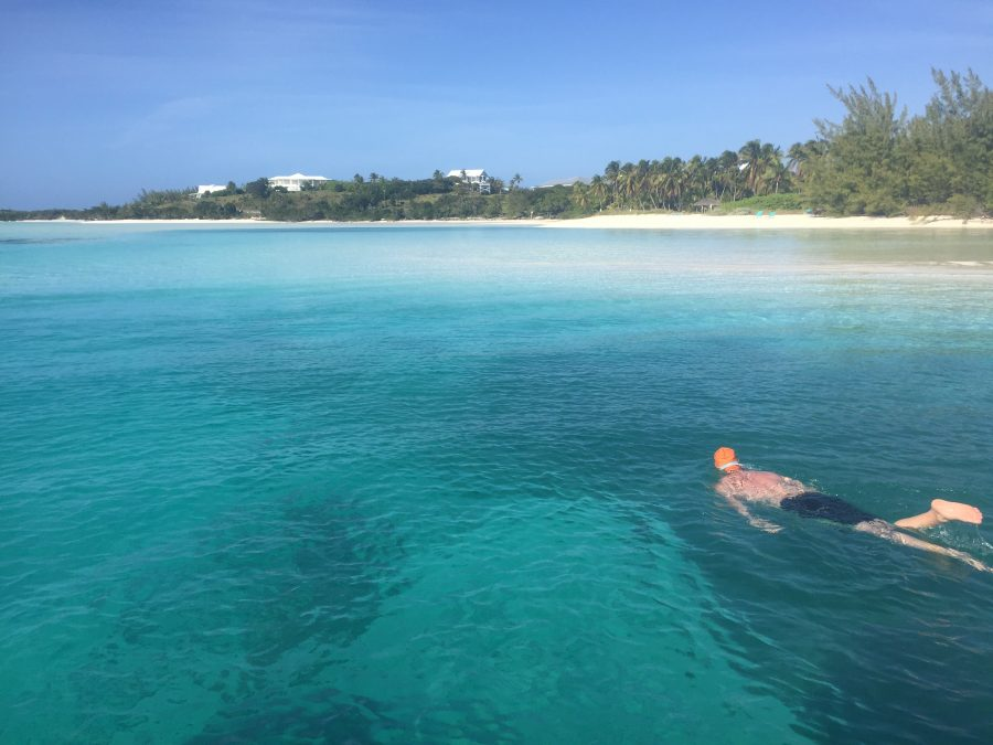 SwimQuest Bahamas Scotland Cay Lagoon