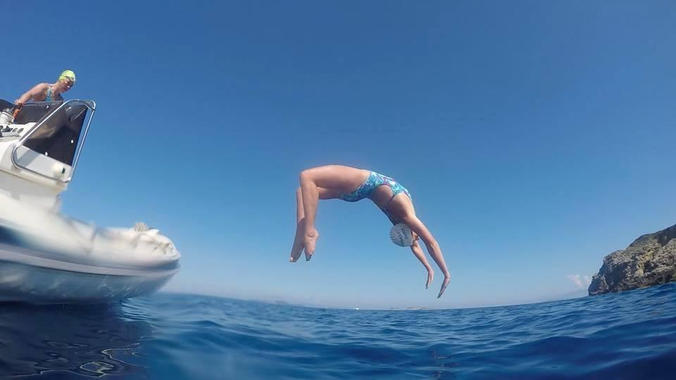 Natalie Dumont Du Chassart SwimQuest Guide