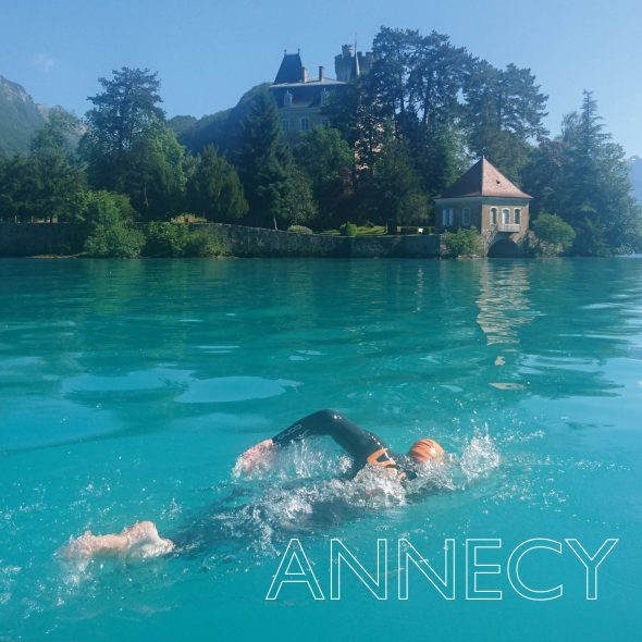 SwimQuest Lake Annecy