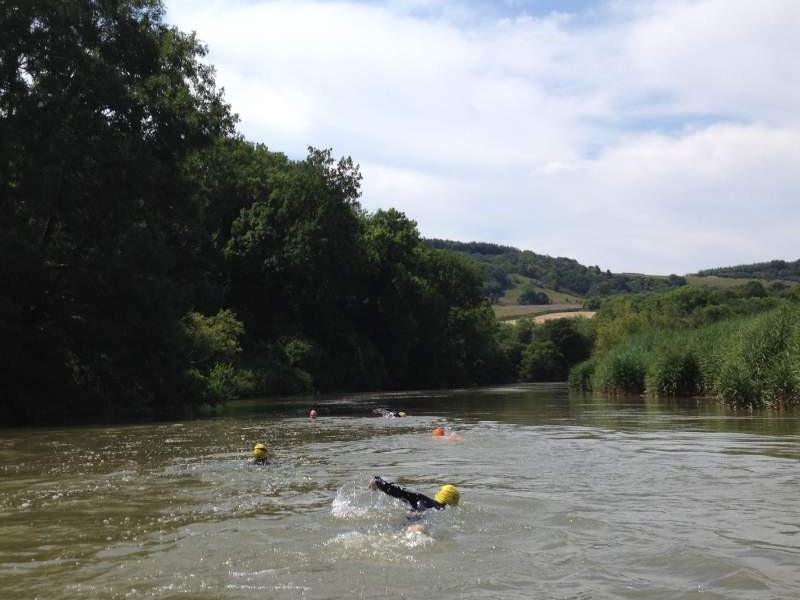 River Arun Swim, SwimQuest