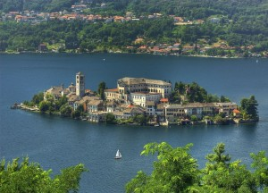 Lago D'Orta Italian Lake