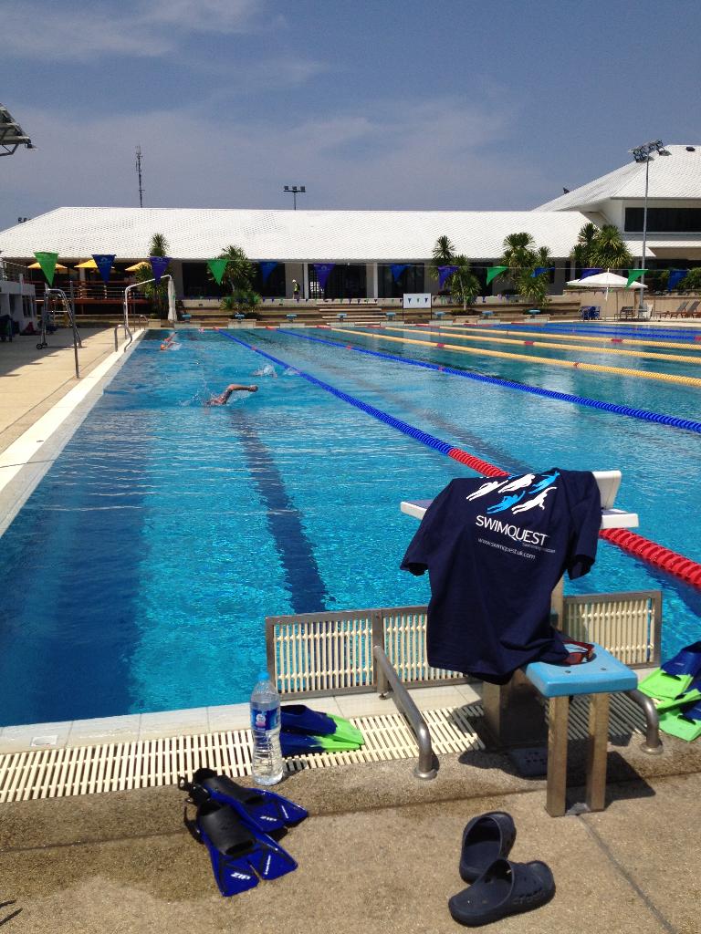 SwimQuest at Thanyapura