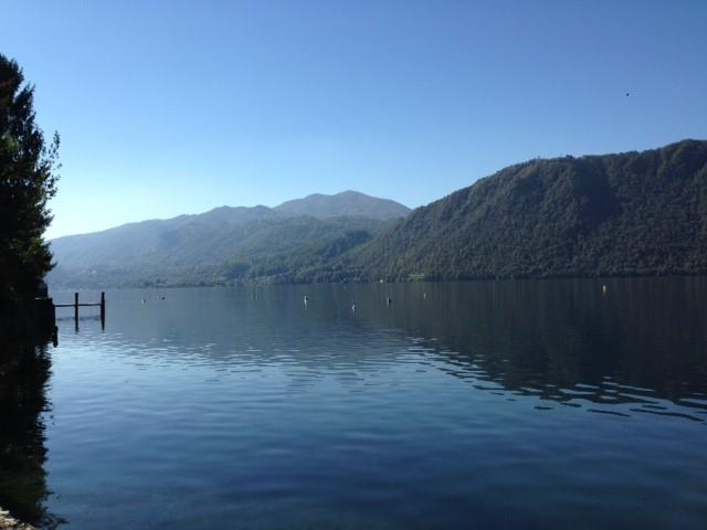 Lago D'Orta Swimming Holiday