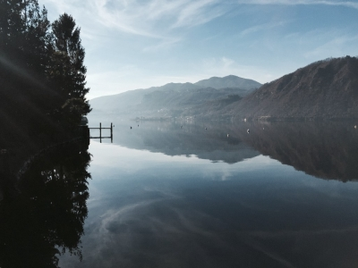 Glossy lago D'Orta, SwimQuest