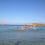 Formentera SwimQuest Channel Swimming Training