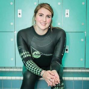 Cassie Patten Olympic Swimmer