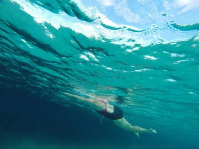 Distance coaching, Formentera, SwimQuest