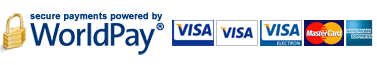 SwimQuest secure payments powered by WorldPay
