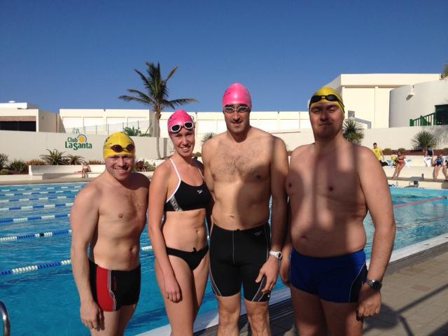 Club La Santa SwimQuesters