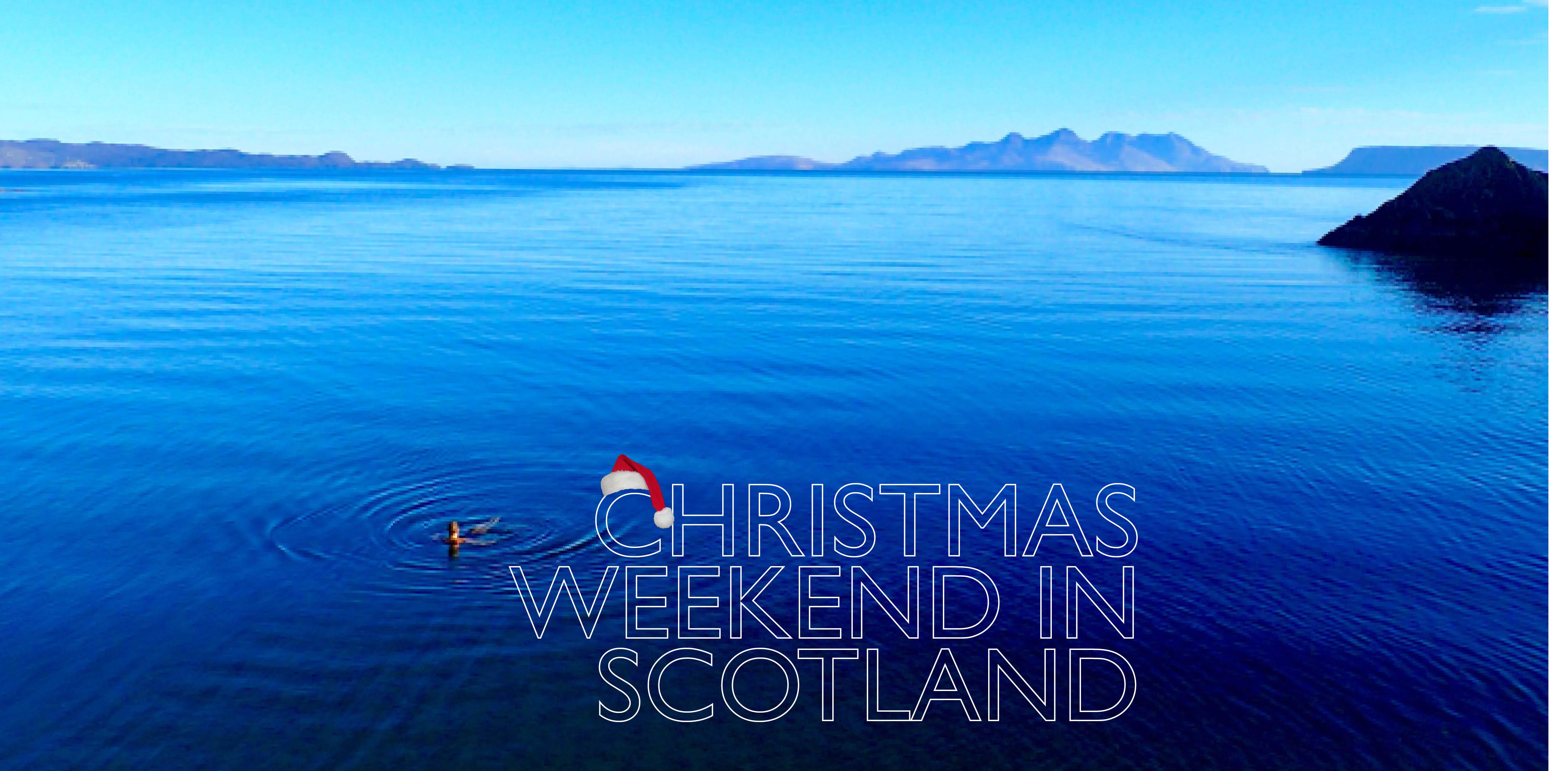 SwimQuest Scottish Weekend