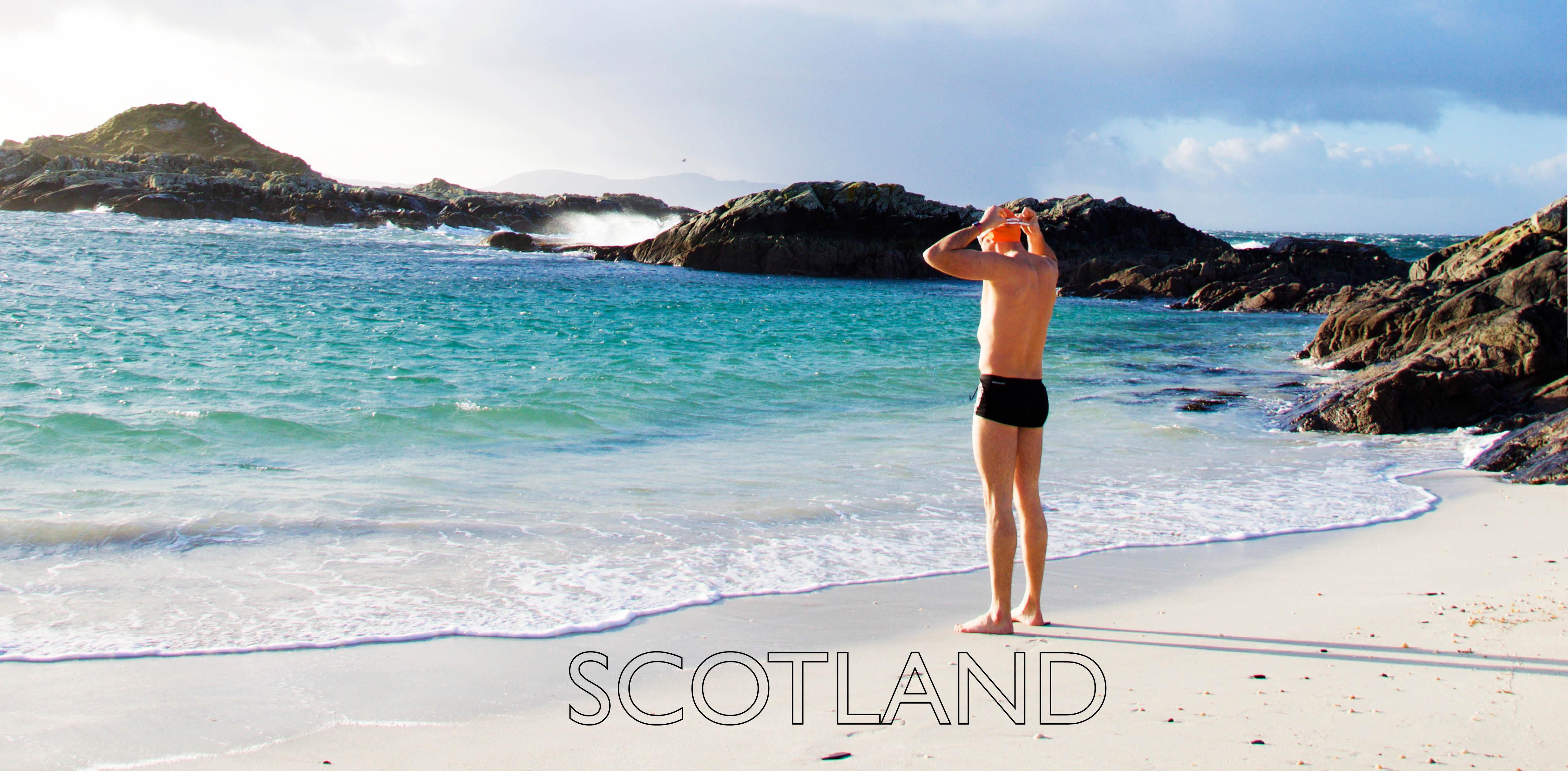Swimming Holiday Scotland