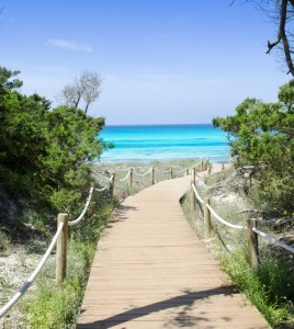 Swimming Holiday Spain Formentera