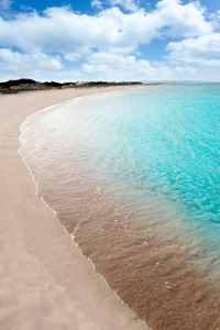 Best beach in Europe, Formentera