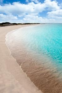 Best beach in Europe, Formentera