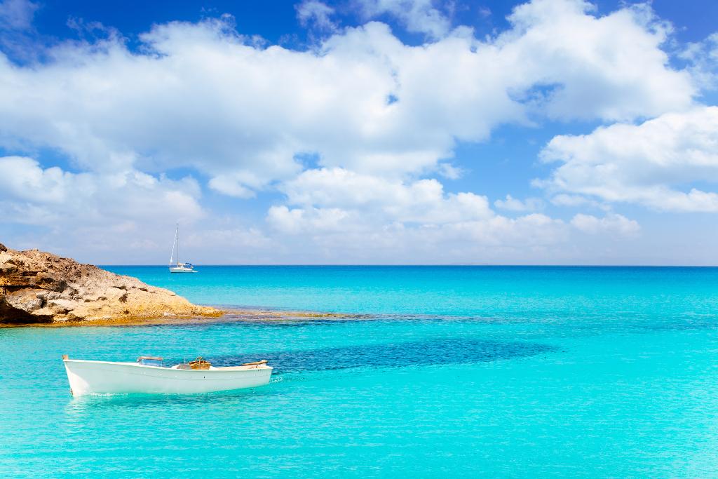 Es Pujols, Formentera