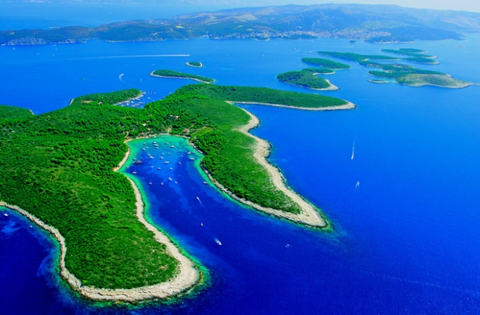 Palmizana Croatia