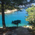 Beautiful Croatia Swimming