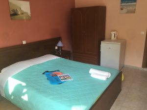 Traxia SwimQuest Holidays Mathraki Accommodation