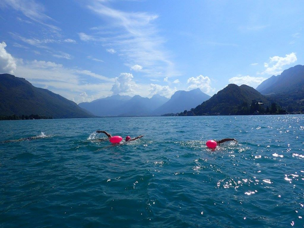 swimquest annecy swim
