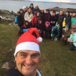 Not another JCR selfie! SwimQuest Scotland