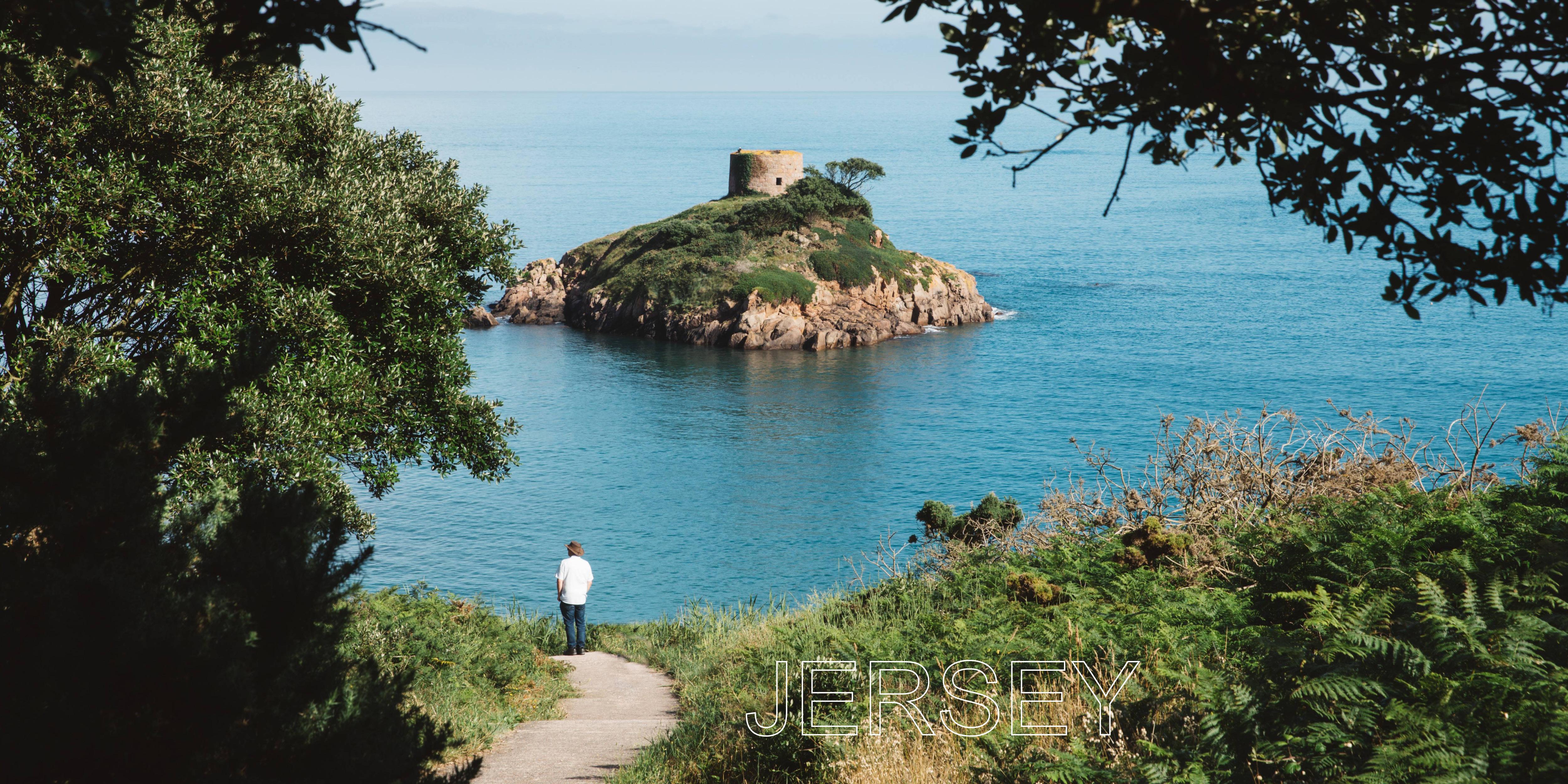 Jersey Portelet Bay