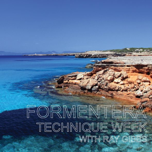 SwimQuest Ray Gibbs Formentera