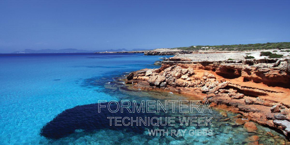 SwimQuest Ray Gibbs Formentera