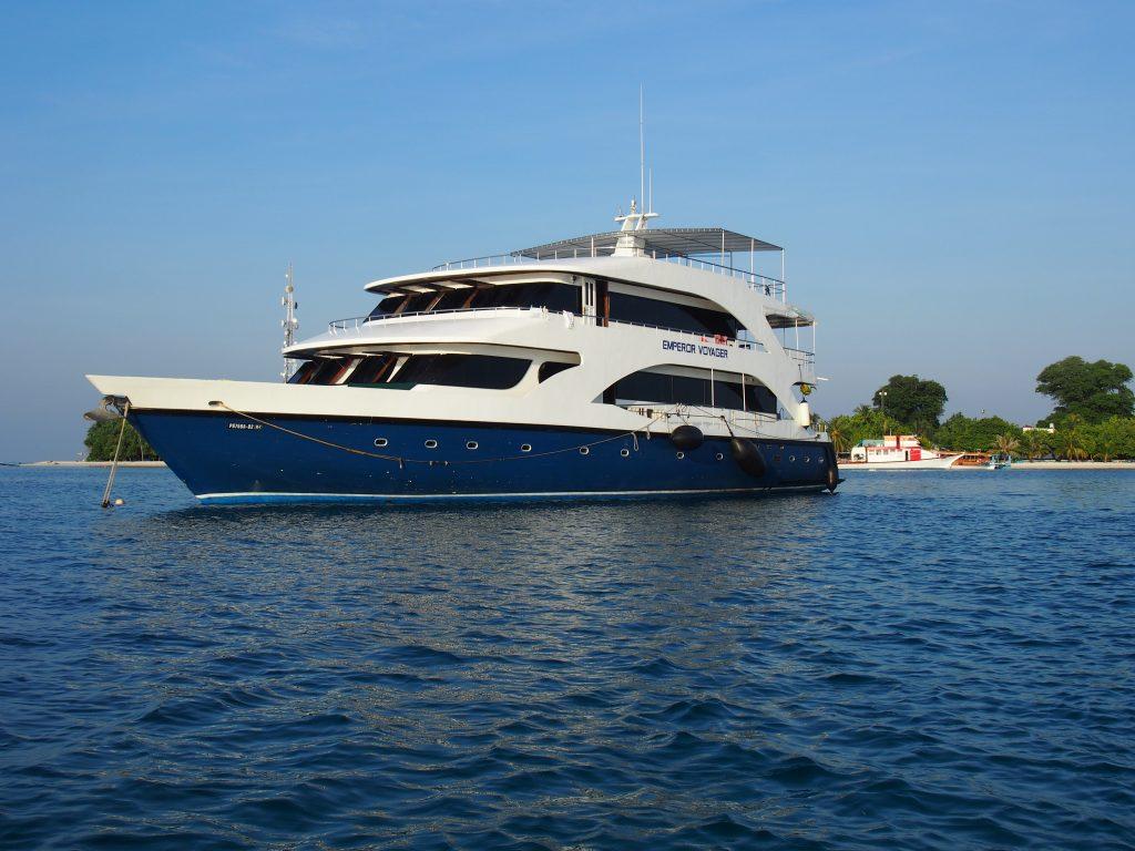 MV Emperor Voyager SwimQuest Maldives