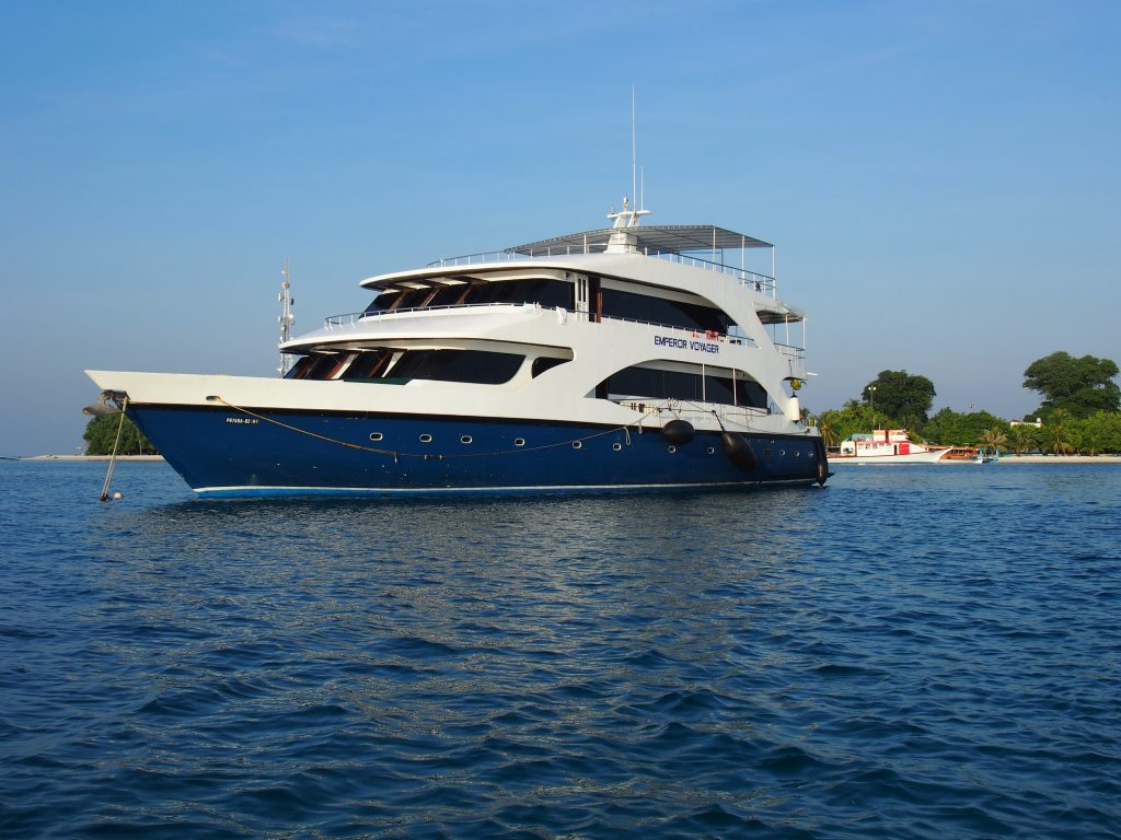 MV Emperor Voyager SwimQuest Maldives