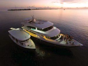 MS Voyager SwimQuest Maldives