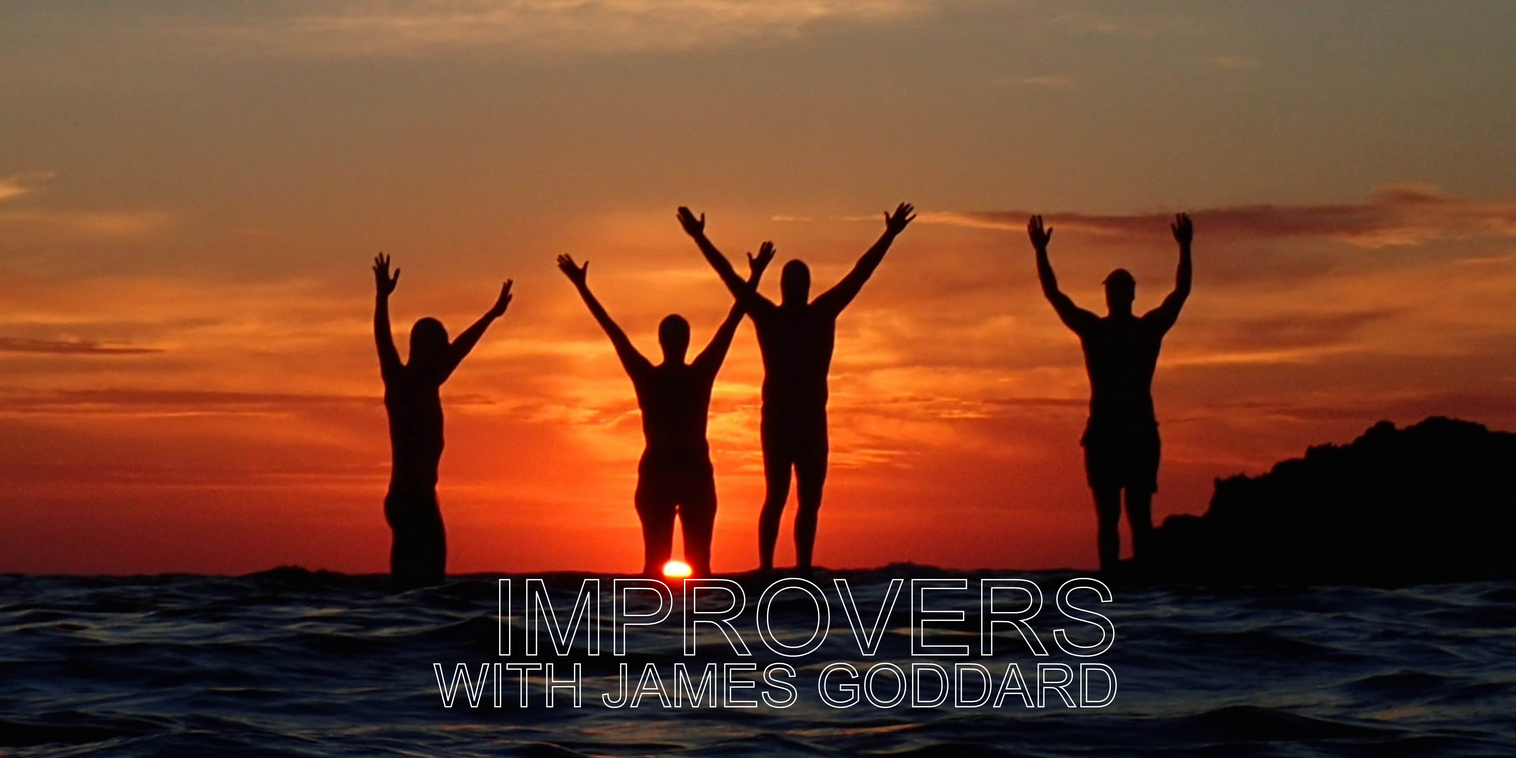 SwimQuest Improvers James Goddard