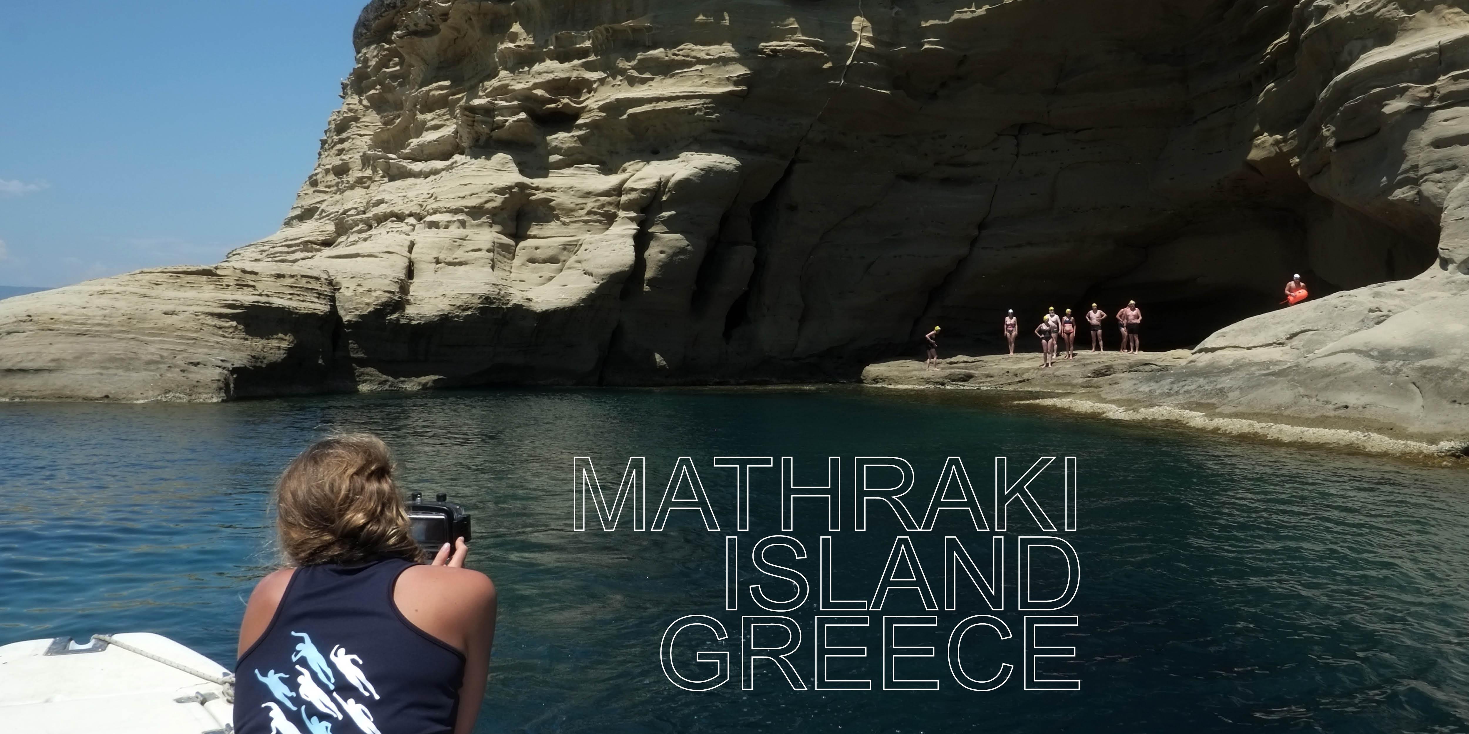 Mathraki Island Greece
