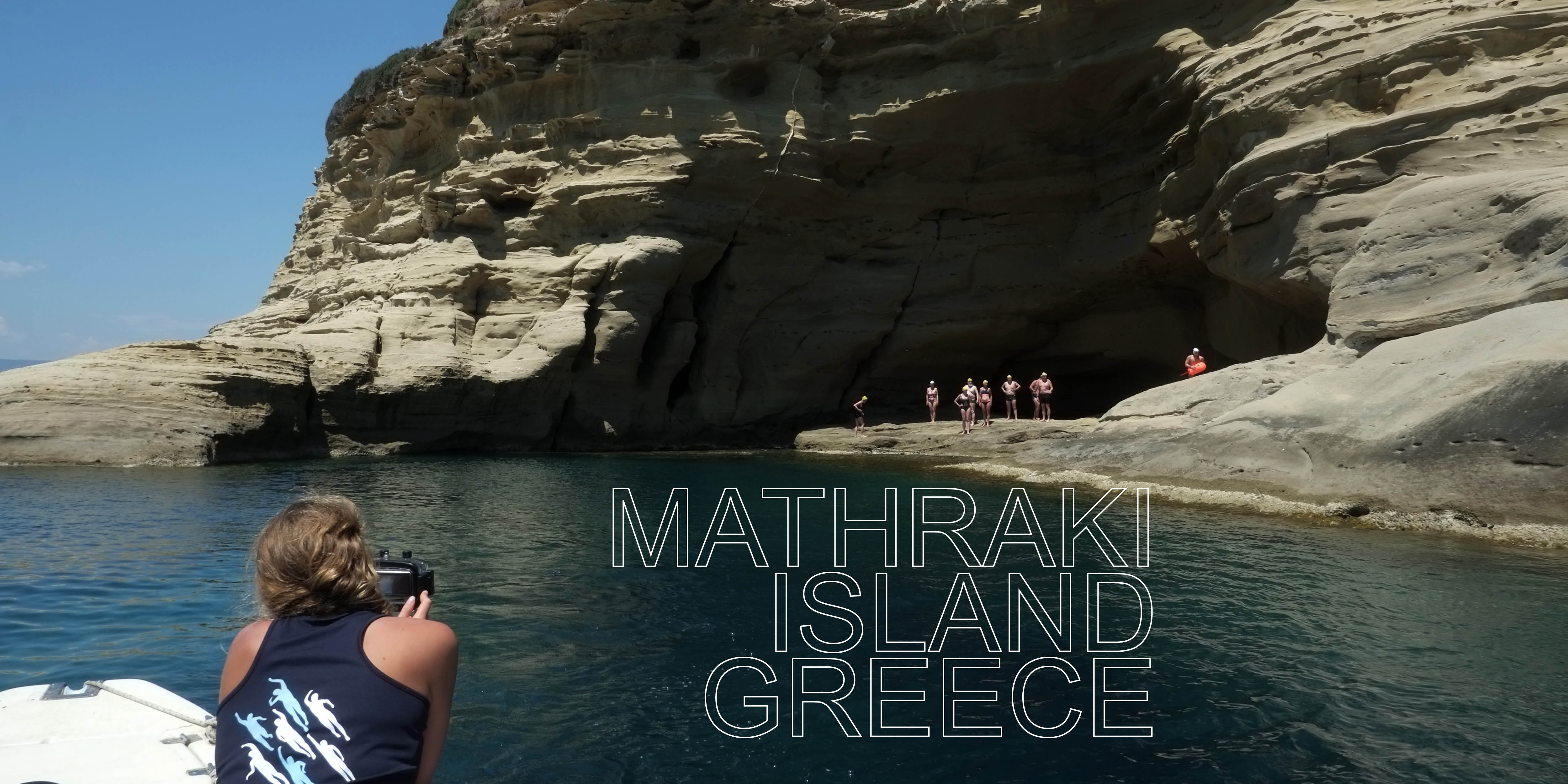 Mathraki Island Greece