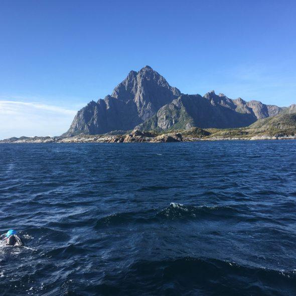 Christopher Woodward Arctic Challenge