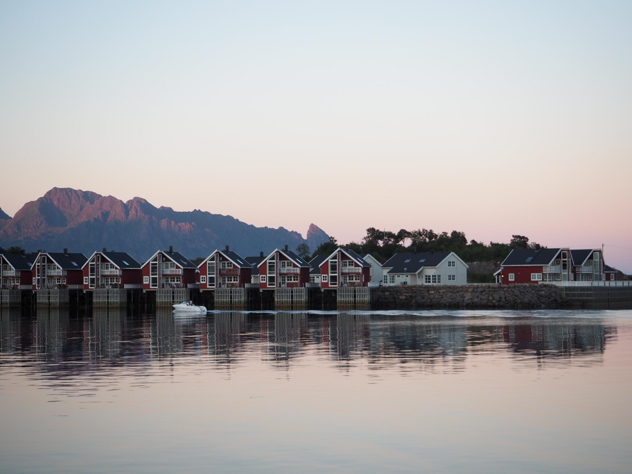 SwimQuest Lofoten Islands