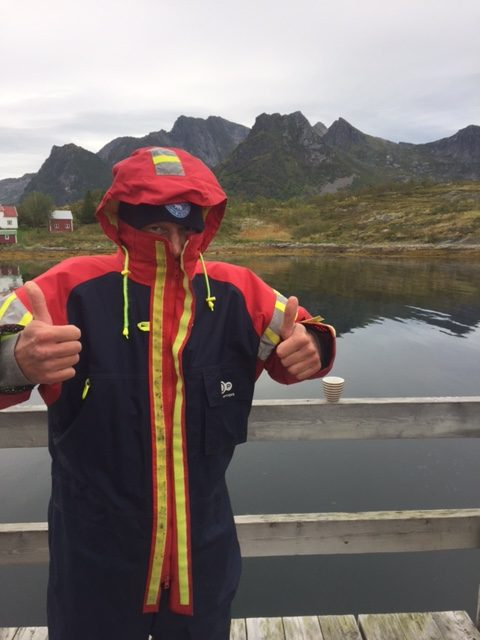 Christopher Woodward SwimQuest Arctic Challenge