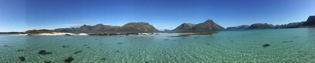 Lofoten Islands SwimQuest