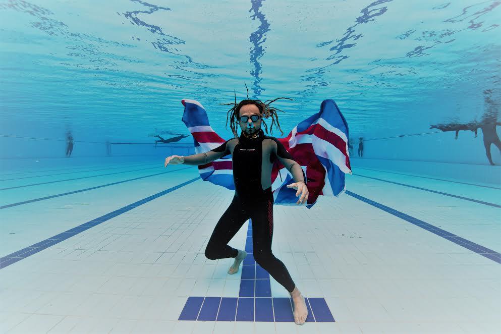 Adam Drazga SwimQuest Freediving