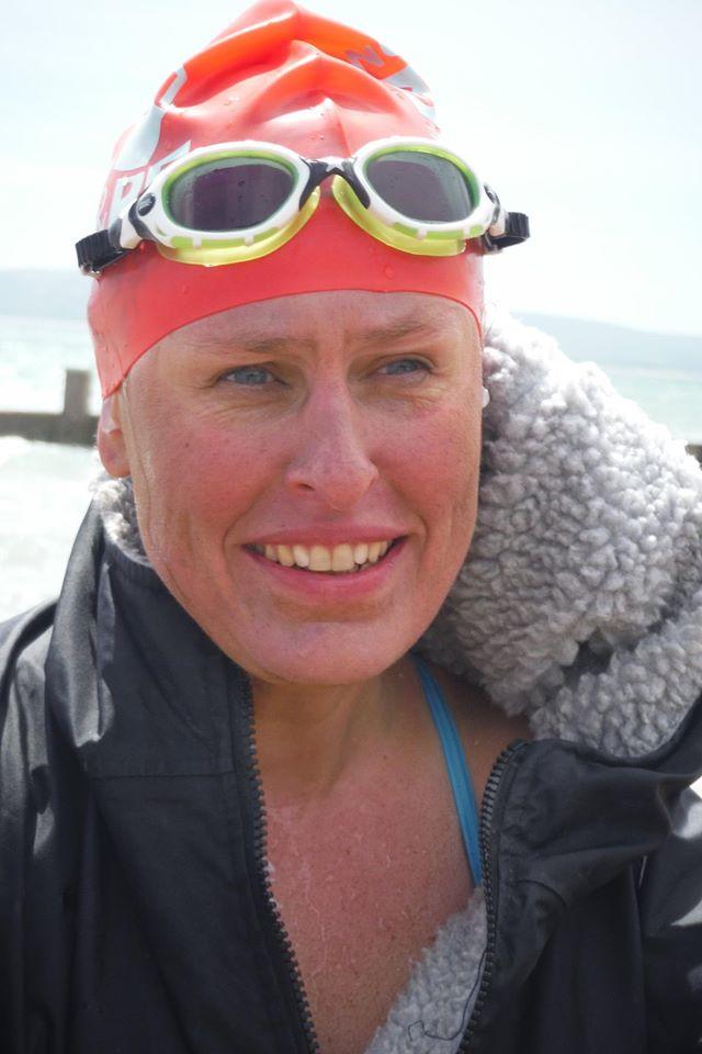 Jessica Hepburn Channel Swimmer
