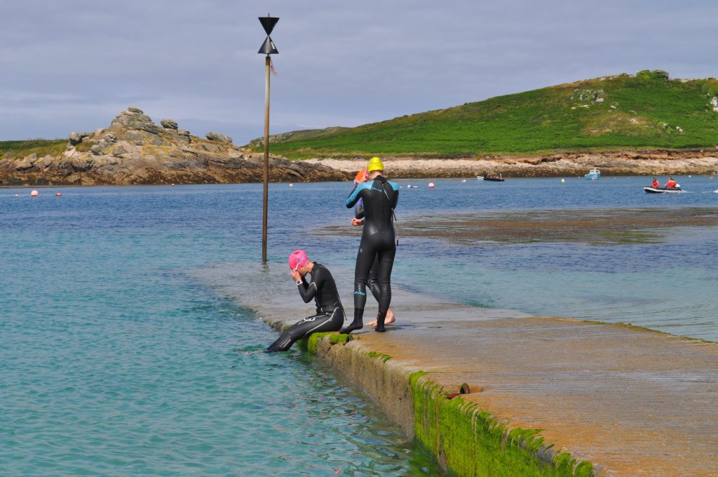 SwimQuest Scilly Swimming Holiday 1