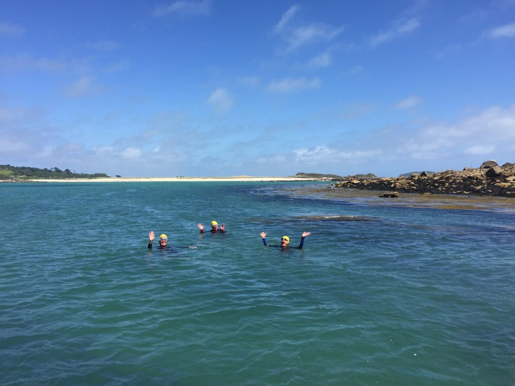 SwimQuest Scilly Swimming Holiday 2